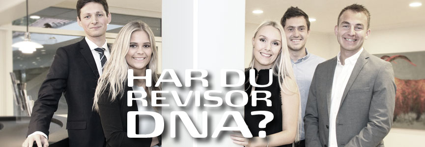 Har du Revisor DNA?